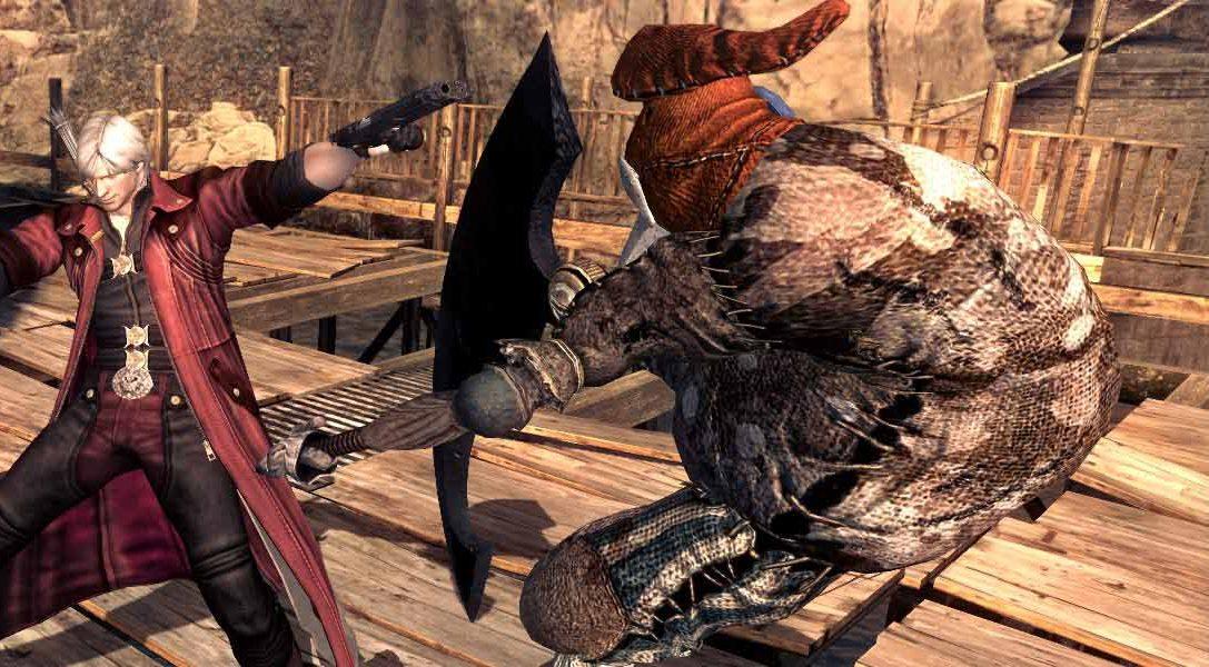 Tráiler con las nuevas características de Devil May Cry 4 Special Edition