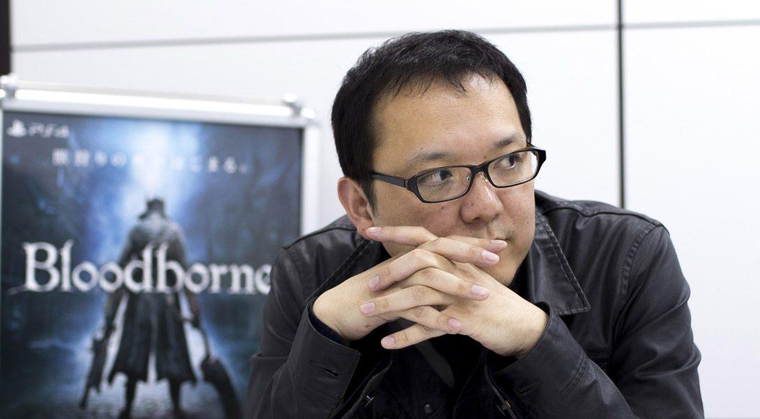 Una conversación con el creador de Bloodborne, Hidetaka Miyazaki