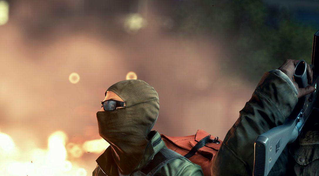 Battlefield Hardline ya está a la venta en PS4 y PS3