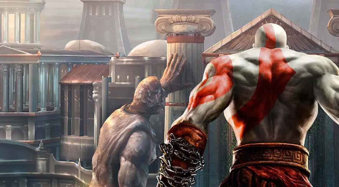 El viernes podrás ver cómo superan God of War 1, 2 y 3 en menos de cinco horas