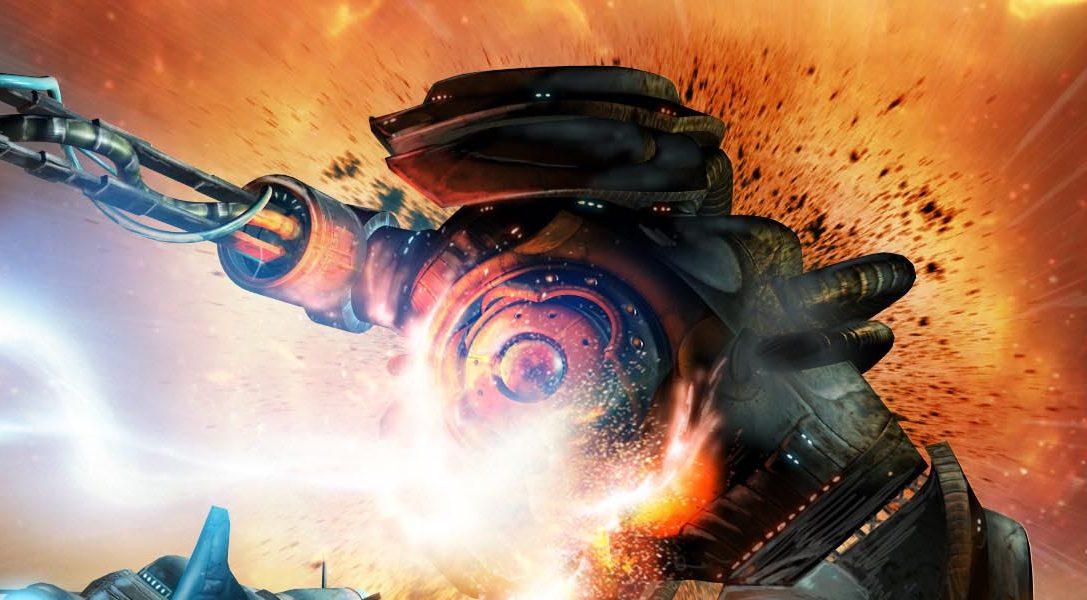 Söldner-X 2: Final Prototype aterriza en PS Vita esta semana