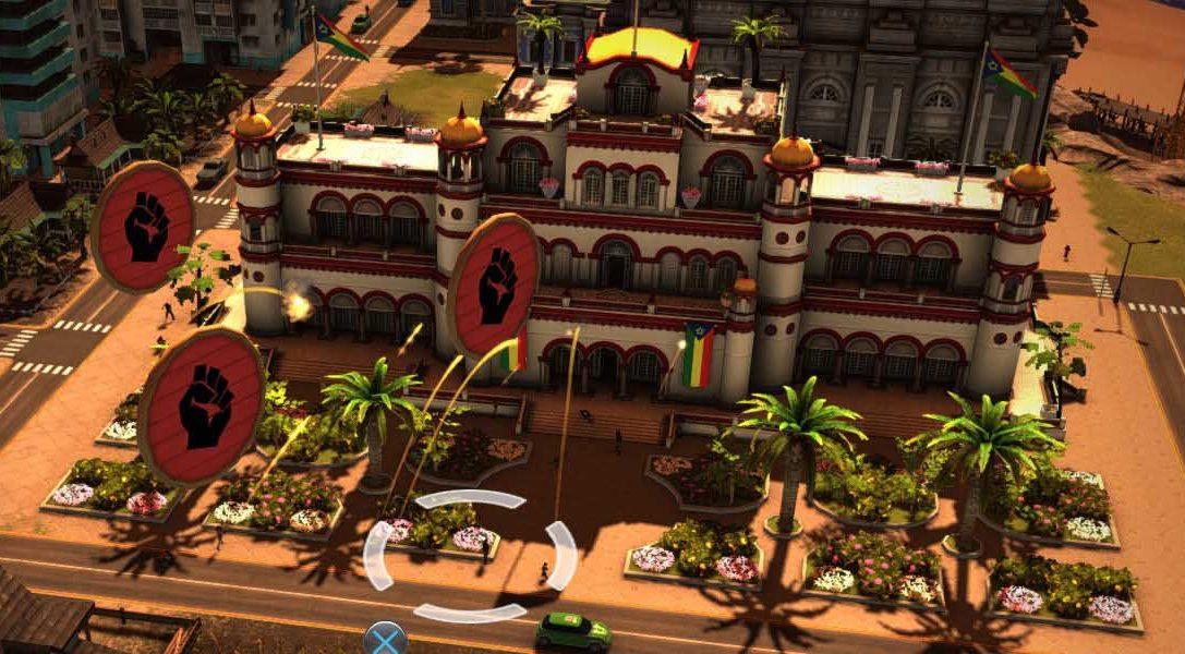 ¡Viva El Presidente! Tropico 5 estará disponible en PS4 desde el 24 de April