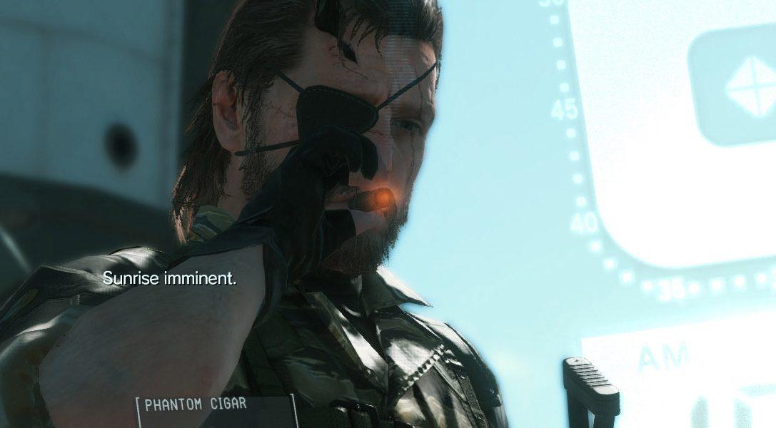 Konami desvela la fecha de lanzamiento y la Edición Coleccionista de Metal Gear Solid V: The Phantom Pain