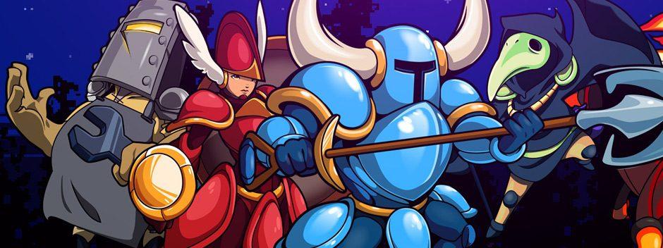 Novedades en PlayStation Store: Shovel Knight, Assassin's Creed Chronicles y más…