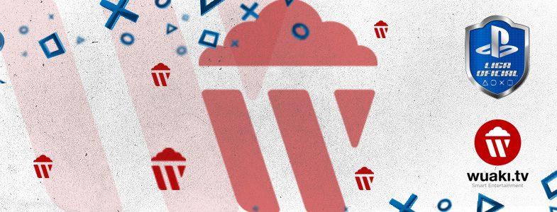 Fin de semana Wuaki.tv en la Liga Oficial PlayStation