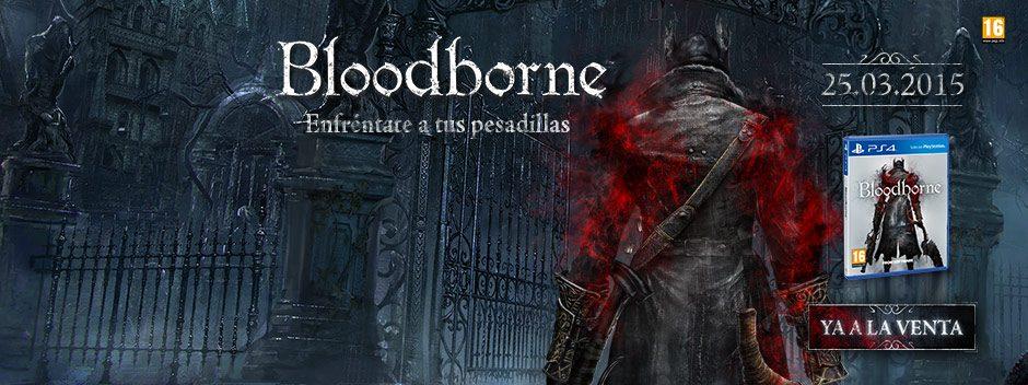 Bloodborne supera el millón de unidades vendidas