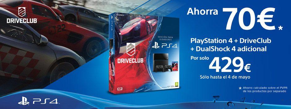 Ahorra 70 € con el nuevo superpack de PS4