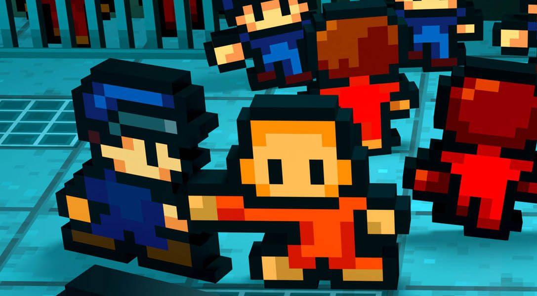The Escapists, el simulador de fugas de prisión, llegará a PS4 el 29 de mayo