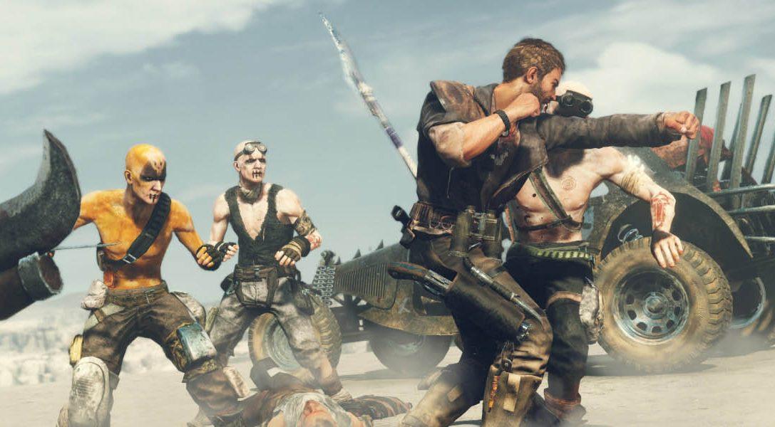 Un nuevo tráiler muestra la envergadura de Mad Max para PS4