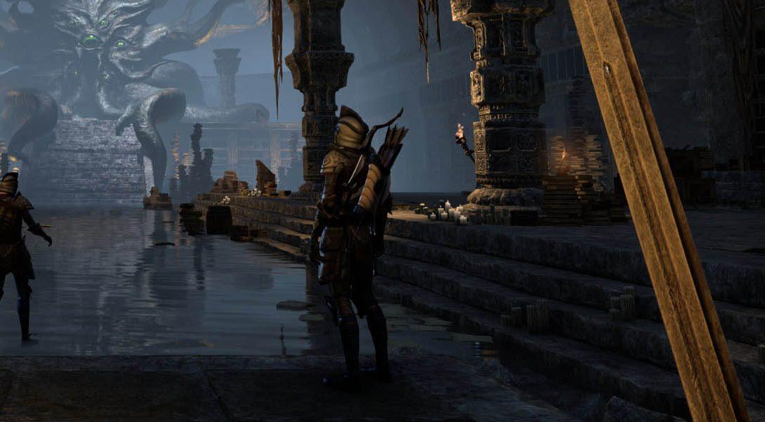 La beta de The Elder Scrolls Online: Tamriel Unlimited para PS4 comienza mañana