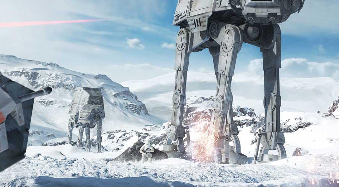 Ya está aquí el tráiler de Star Wars Battlefront