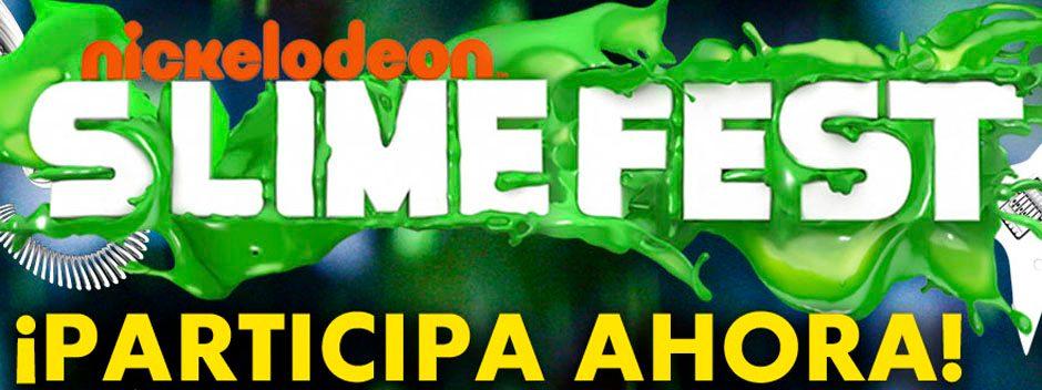 PlayStation Plus te invita a pasar un día en familia en el Nickelodeon Slime Fest