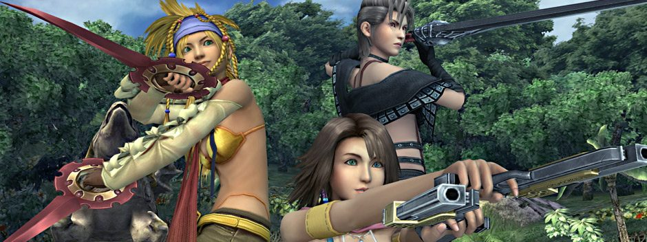 Final Fantasy X/X-2 HD Remaster llegará a PS4 esta semana
