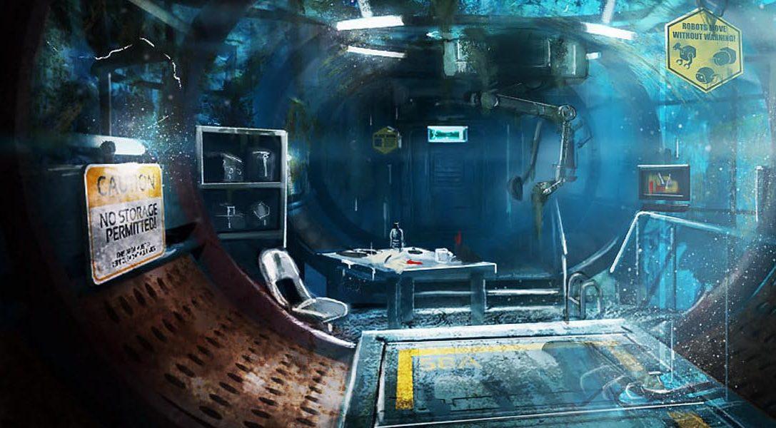 "Os mostramos 10 minutos del ""survival horror"" para PS4 SOMA"