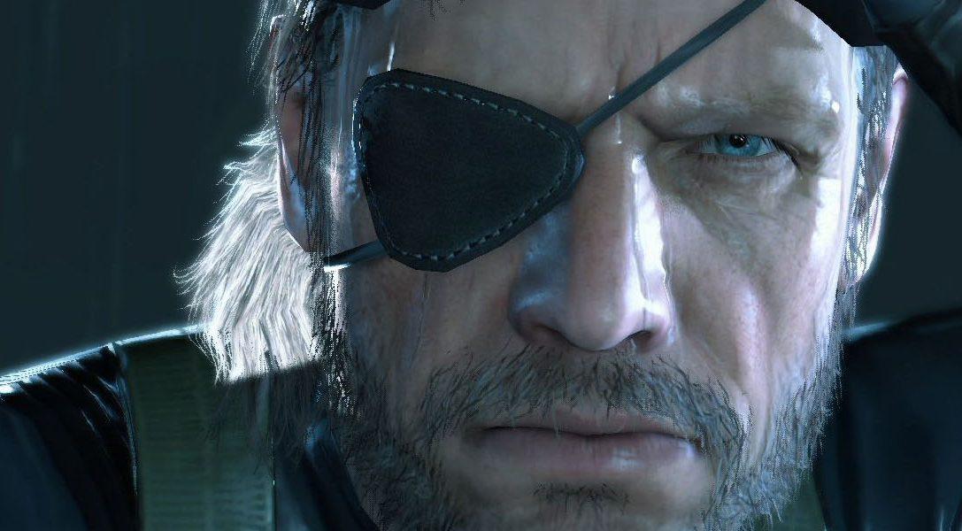 Metal Gear Solid: Ground Zeroes de PS4 encabeza la lista de juegos de PlayStation Plus para junio