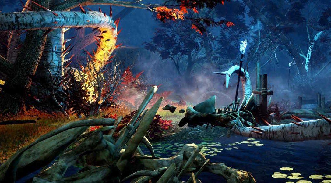 Dragon Age: Inquisition – El DLC Fauces de Hakkon llega esta semana, con tráiler incluído.