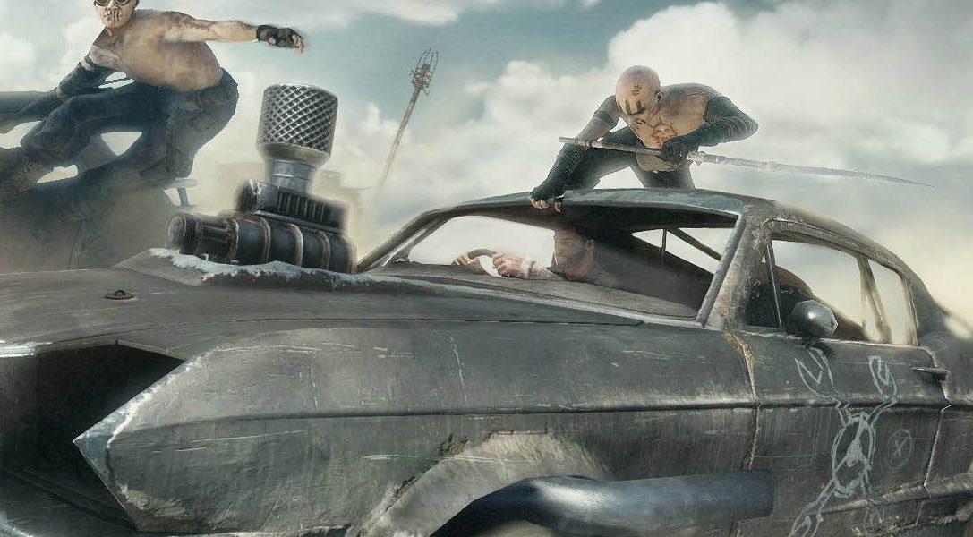 Mad Max nos ofrece un nuevo y contundente tráiler