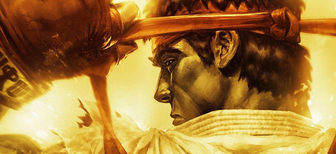Ultra Street Fighter IV llega a PS4 el martes: descubre sus mejoras