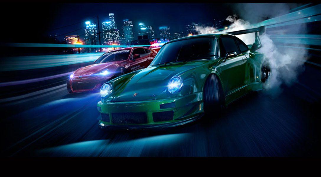 Need for Speed regresará a PlayStation 4 este otoño
