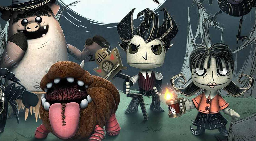 Velocity 2X, Octodad, Thomas Was Alone y Don't Starve invaden LittleBigPlanet 3