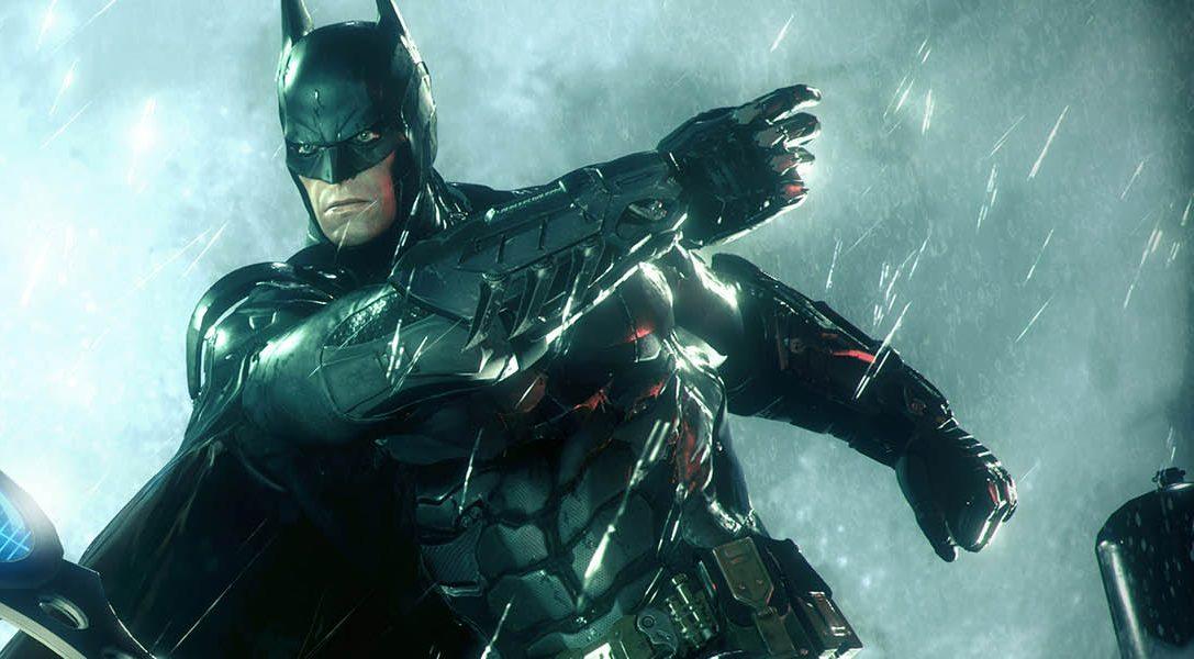 Batman: Arkham Knight – Arranca la serie de vídeos Arkham Insider