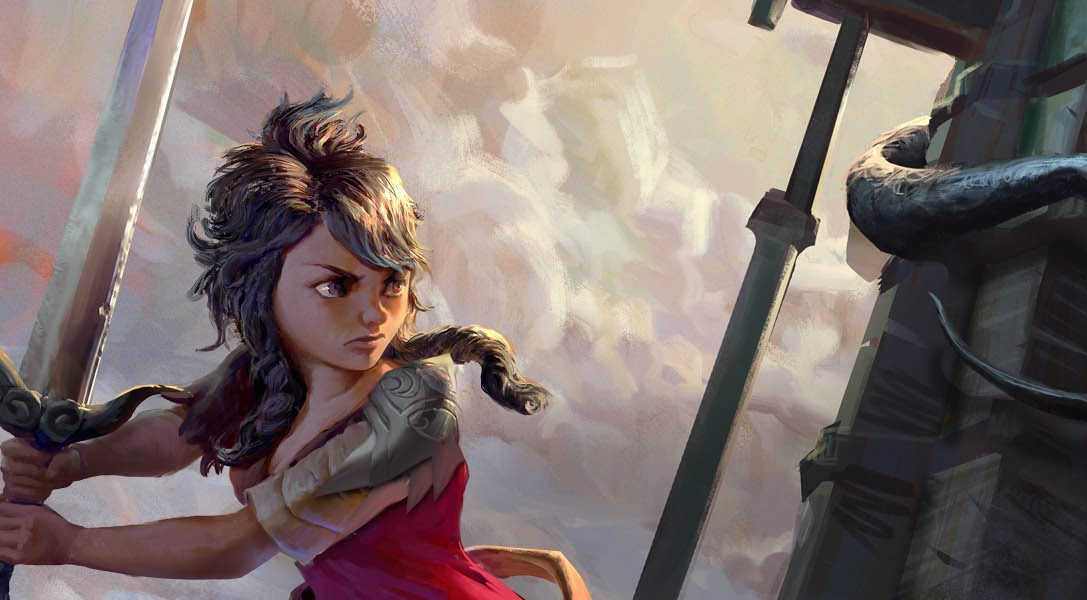 Toren, una hechizante aventura para PS4, llegará a PS4 la semana que viene