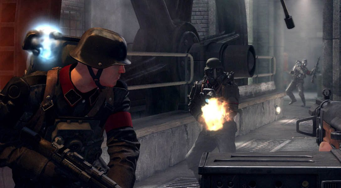 Wolfenstein: The Old Blood llega hoy a PS4