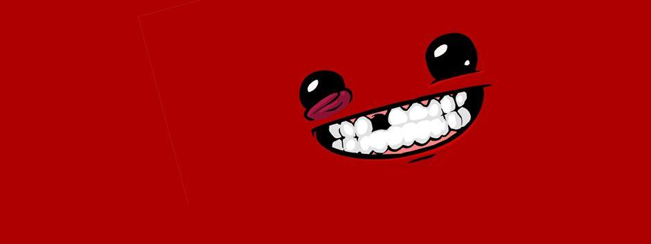 Super Meat Boy llega a PS4, PS Vita y PS Plus