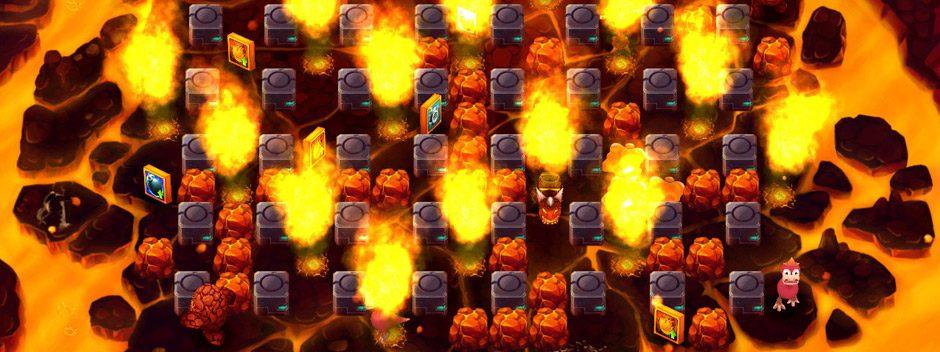 Bombing Busters explotará esta semana en PlayStation Store