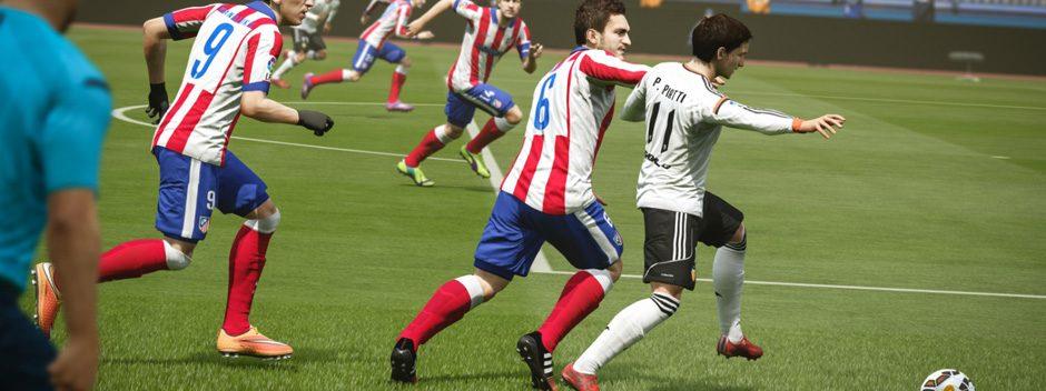 FIFA 16 nos muestra todas sus novedades