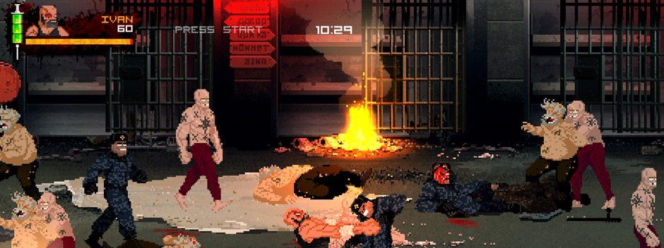 Eitr, Mother Russia Bleeds, y muchos títulos más llegarán a PlayStation