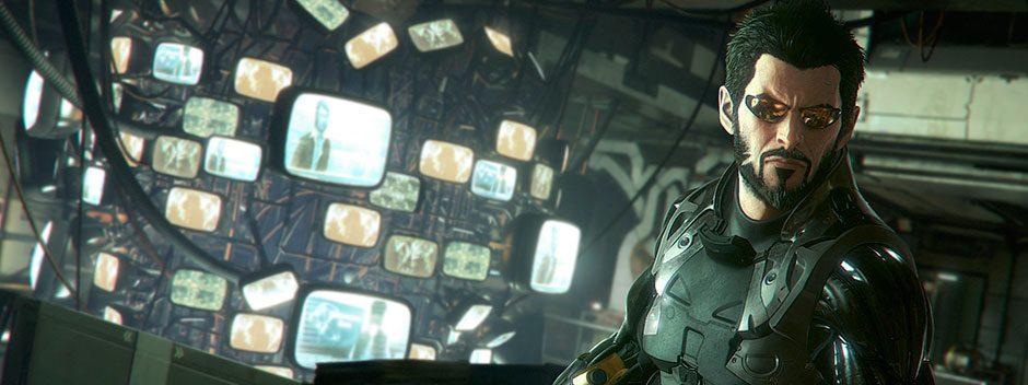 Deus Ex: Mankind Divided presenta nuevo tráiler en el E3