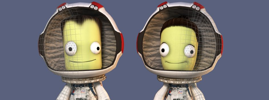 Kerbal Space Program se prepara para salir en PS4
