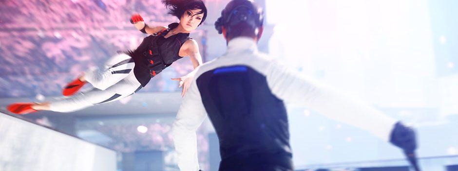 Mirror's Edge Catalyst llegará a PS4 en febrero del año próximo