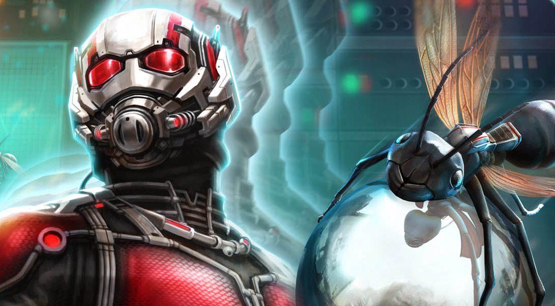 La mesa Ant-Man de Marvel llegará a Zen Pinball 2 el próximo mes