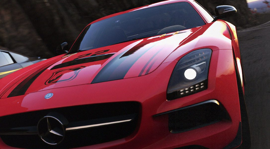 Driveclub PlayStation Plus Edition se lanza mañana