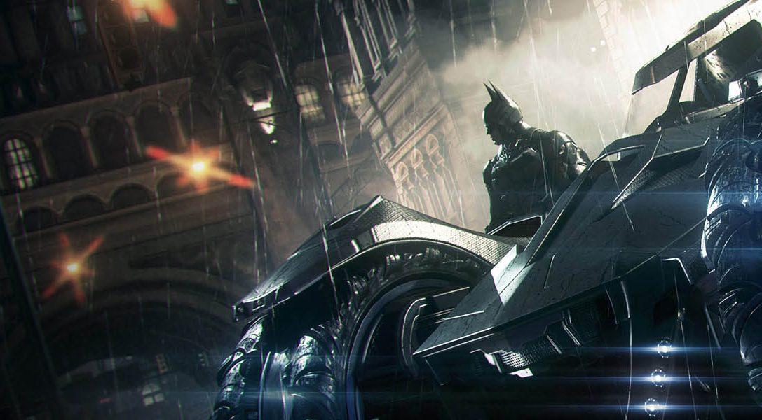 Novedades en PlayStation Store: Batman: Arkham Knight, Final Fantasy XIV: Heavensward y más…