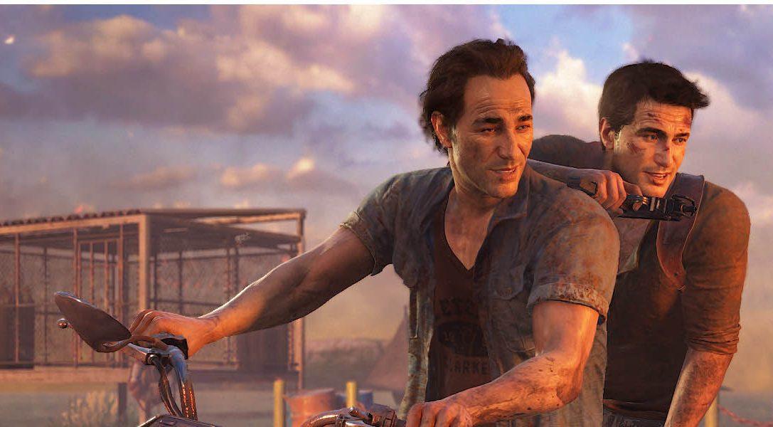 Los secretos mejor guardados de la demo del E3 de Uncharted 4