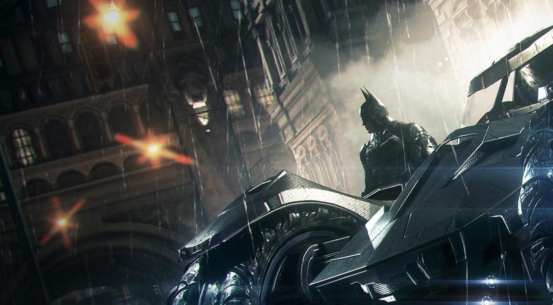 Batman Arkham Knight, a la venta mañana en PS4