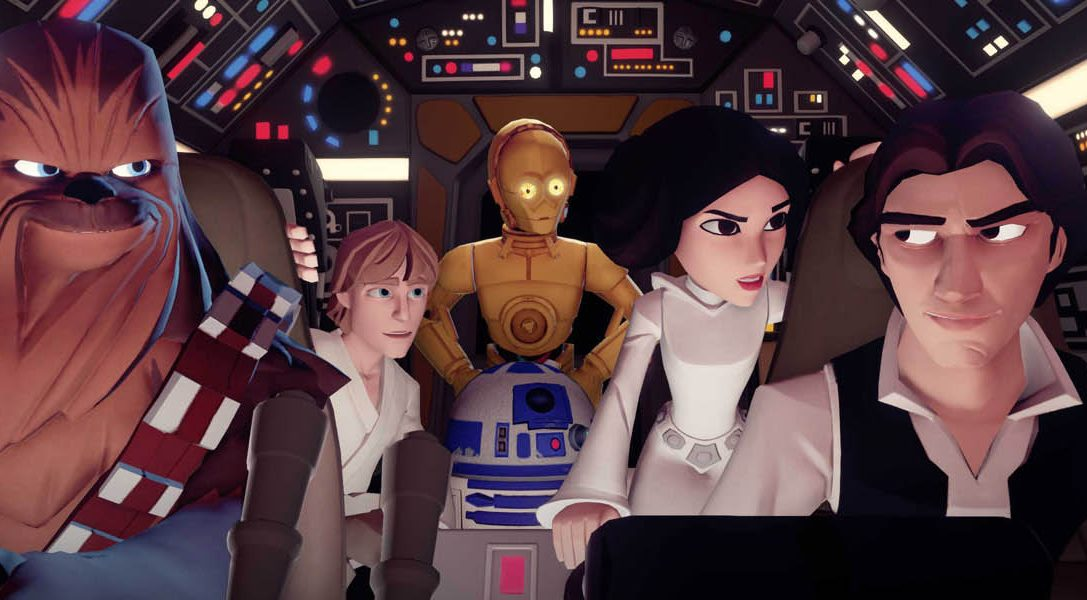 Boba Fett, un fichaje estrella para Disney Infinity 3.0: Play Without Limits