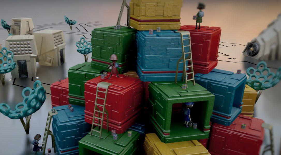 El nuevo tráiler de The Tomorrow Children hace su debut en el E3 2015