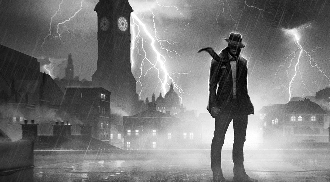La aventura de sigilo, Calvino Noir, anunciada para PS4