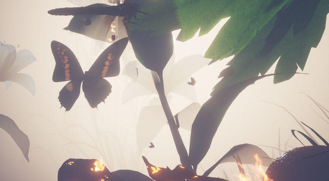 Presentamos Godling, una nueva experiencia de realidad virtual que llegará a Project Morpheus