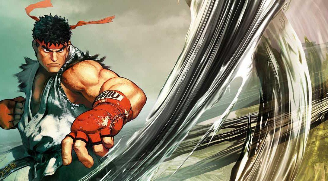 Street Fighter V nos presenta su sistema de lucha en un nuevo tráiler
