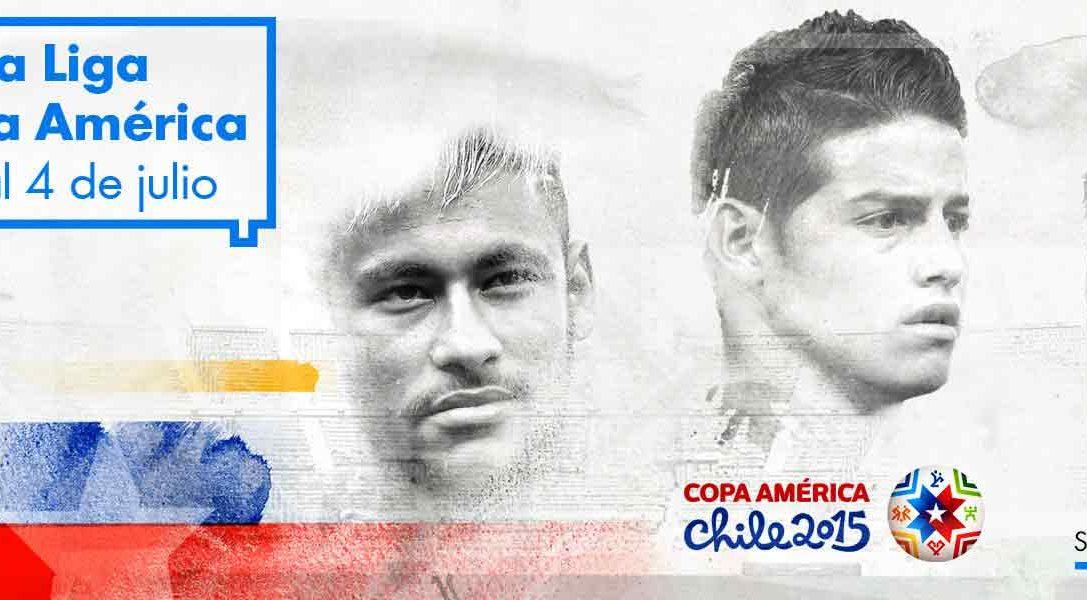 Disfruta la Copa América Chile 2015 en tu PS4 con YOMVI
