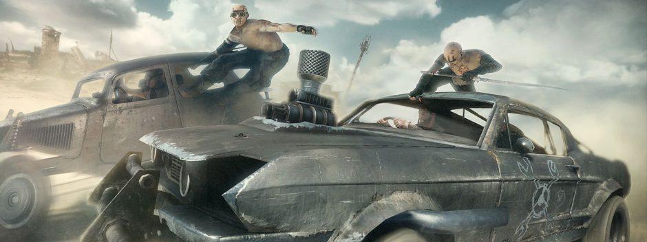 Oferta de la semana – Mad Max quema rueda en PS4