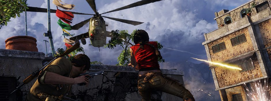 Probamos Uncharted: The Nathan Drake Collection para PS4