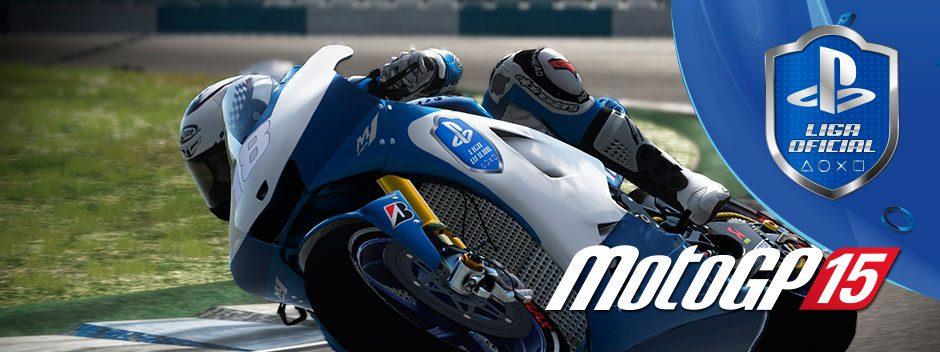 La actualización de MotoGP™ 15 incorpora el nuevo modo Liga PlayStation, en exclusiva para PS4