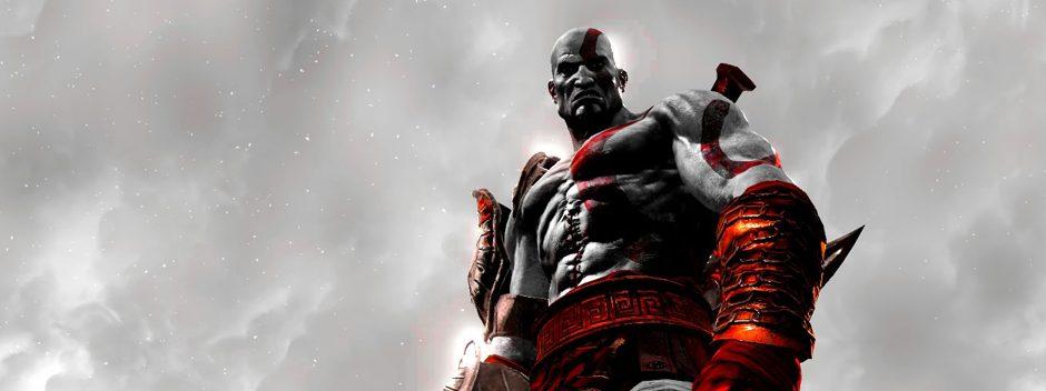 Consigue God of War III Remasterizado esta semana por 19,99 €