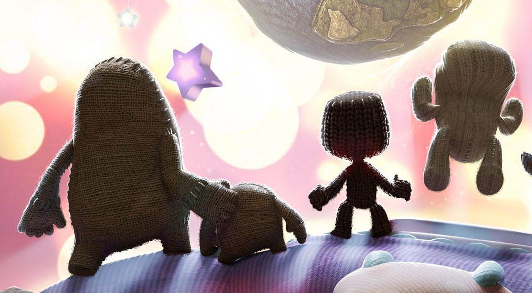 Regalamos 14 códigos de The Journey Home, el nuevo y espectacular DLC de LittleBigPlanet 3